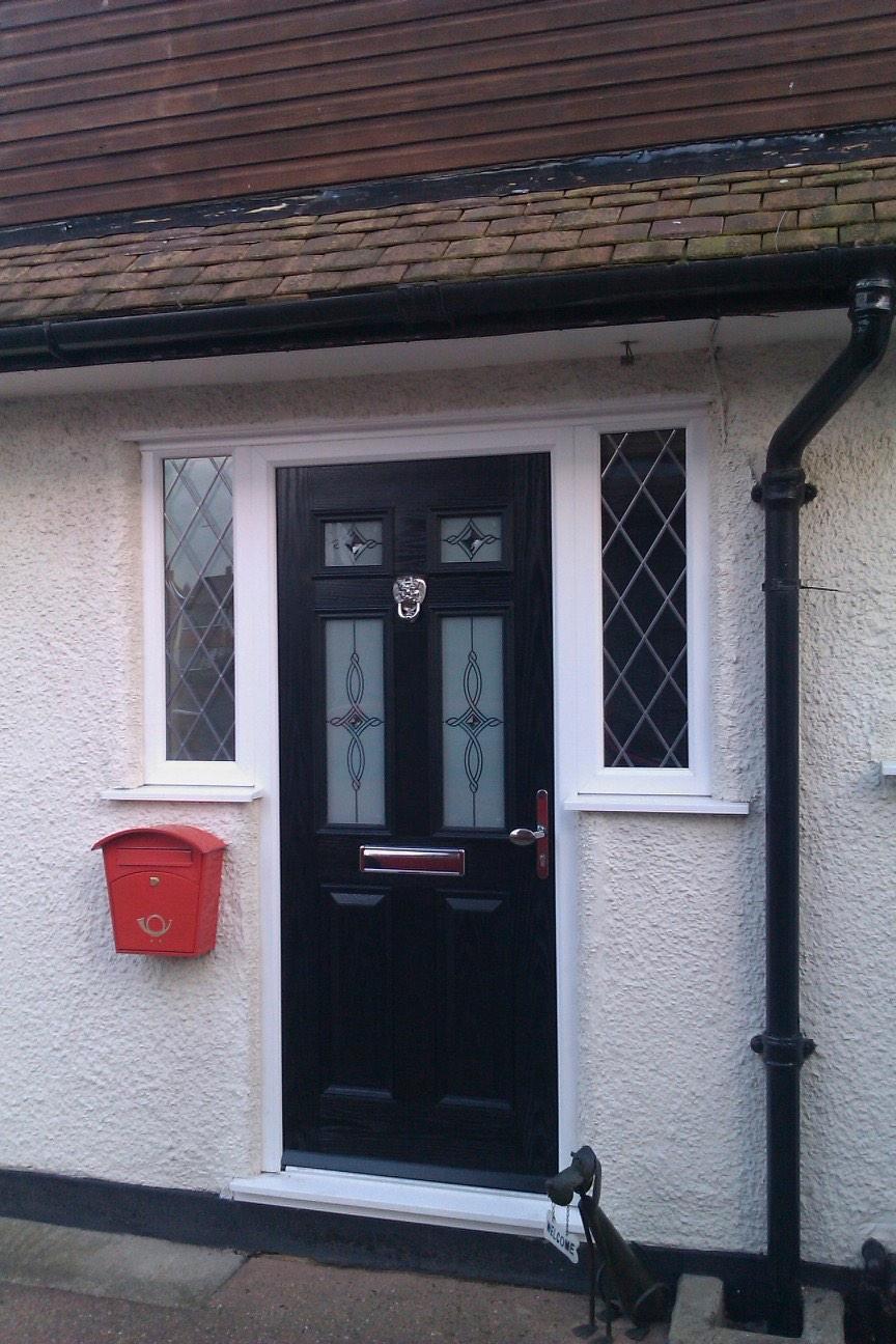 GRP Front Doors in Surrey