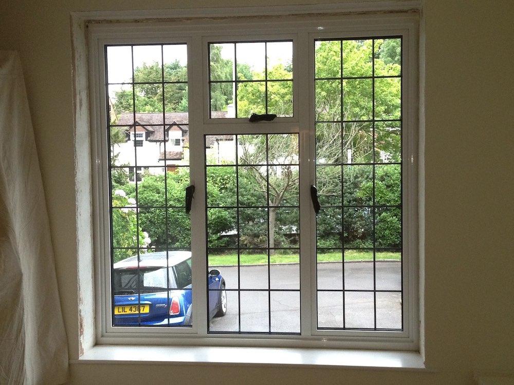 Aluminium windows in surrey the door and window shop ltd for Aluminium windows and doors