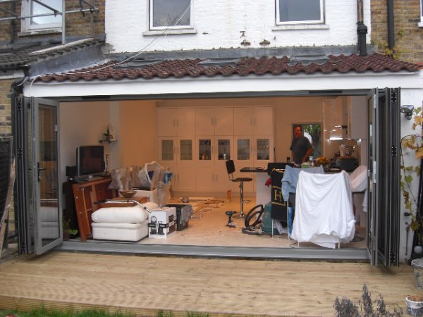 Bi-Folding Patio Doors in Surrey