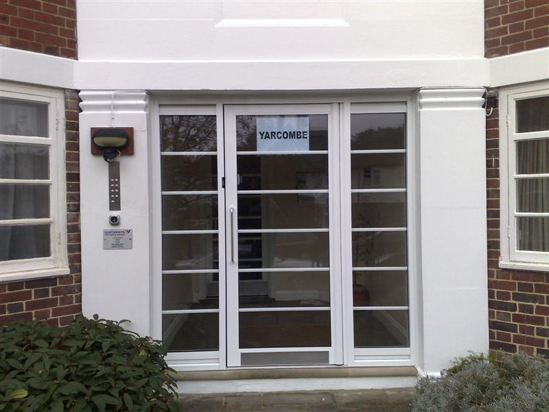 Aluminium Doors in Surrey
