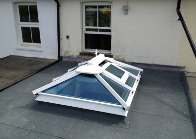 Orangery and roof lanterns