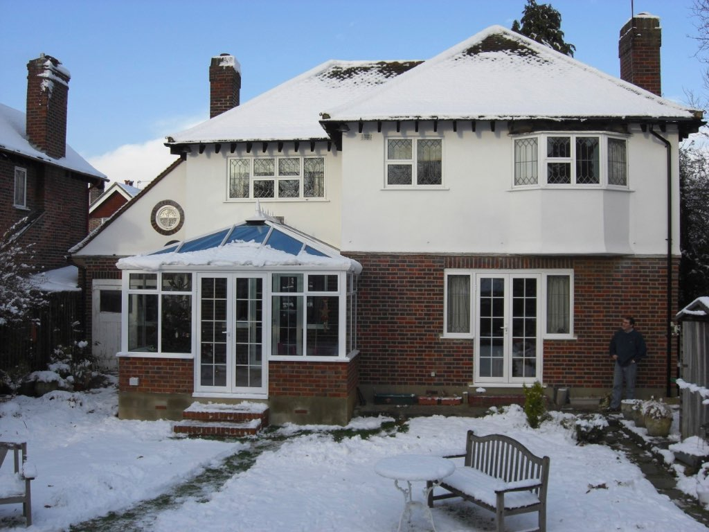 Conservatories in Surrey