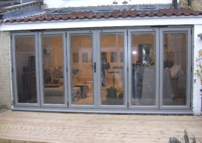 Bi-Folding Patio Doors in Surrey
