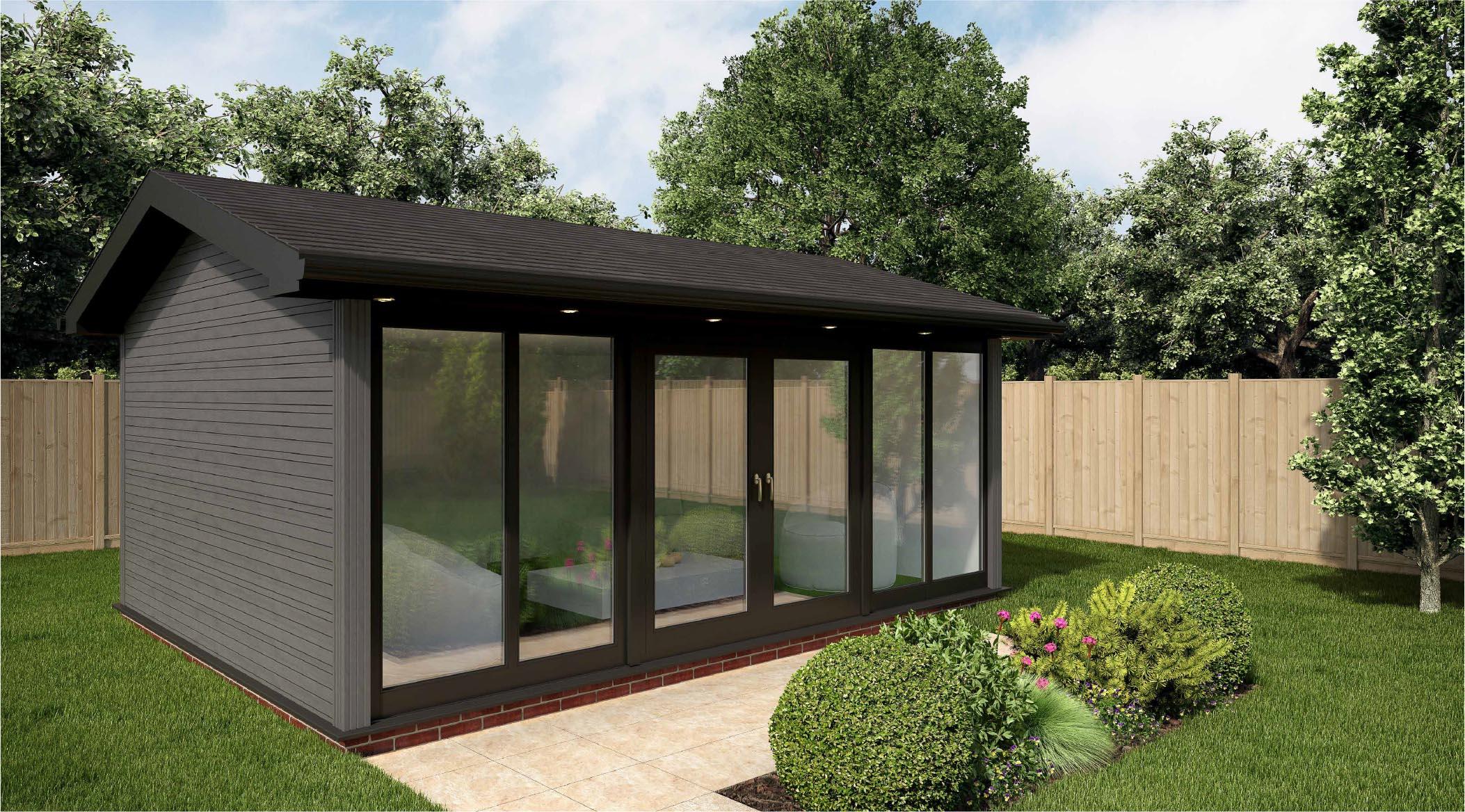 Garden Rooms The Door And Window Shop Ltd