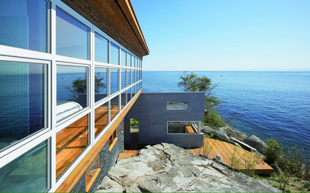 What to Look for When Choosing UPVC Windows for a Home near the Sea?