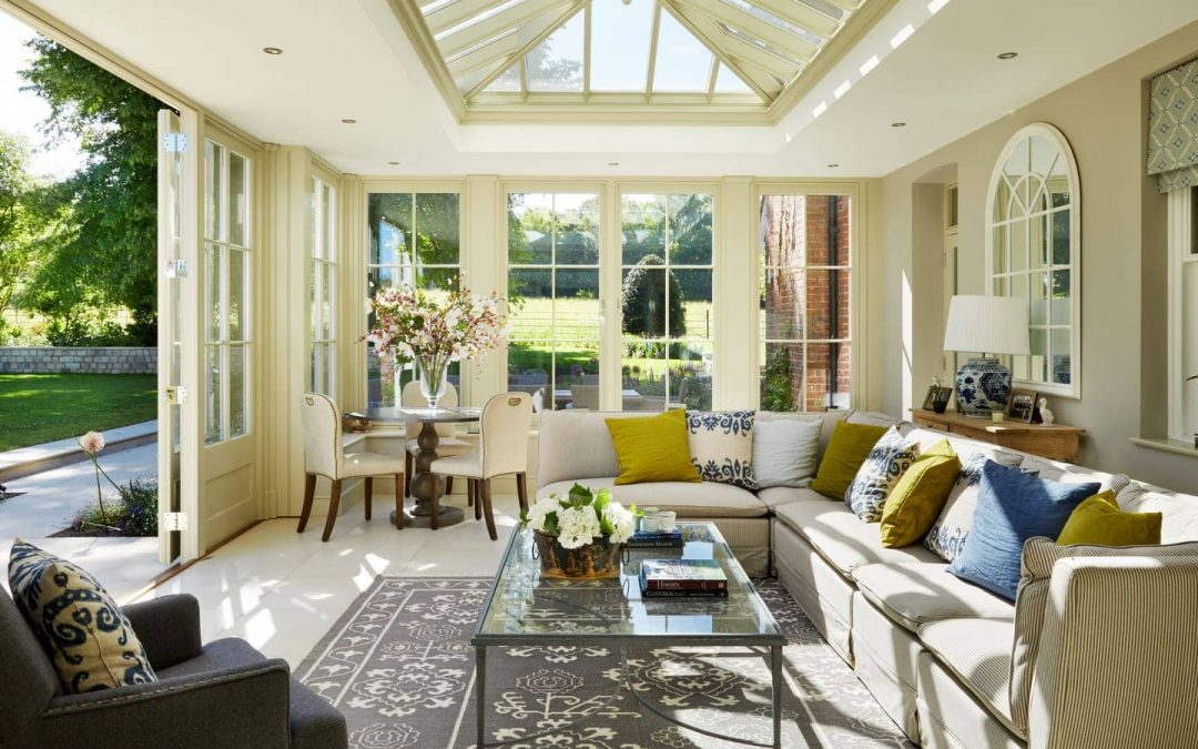 6 Interesting Uses of Your New Conservatory